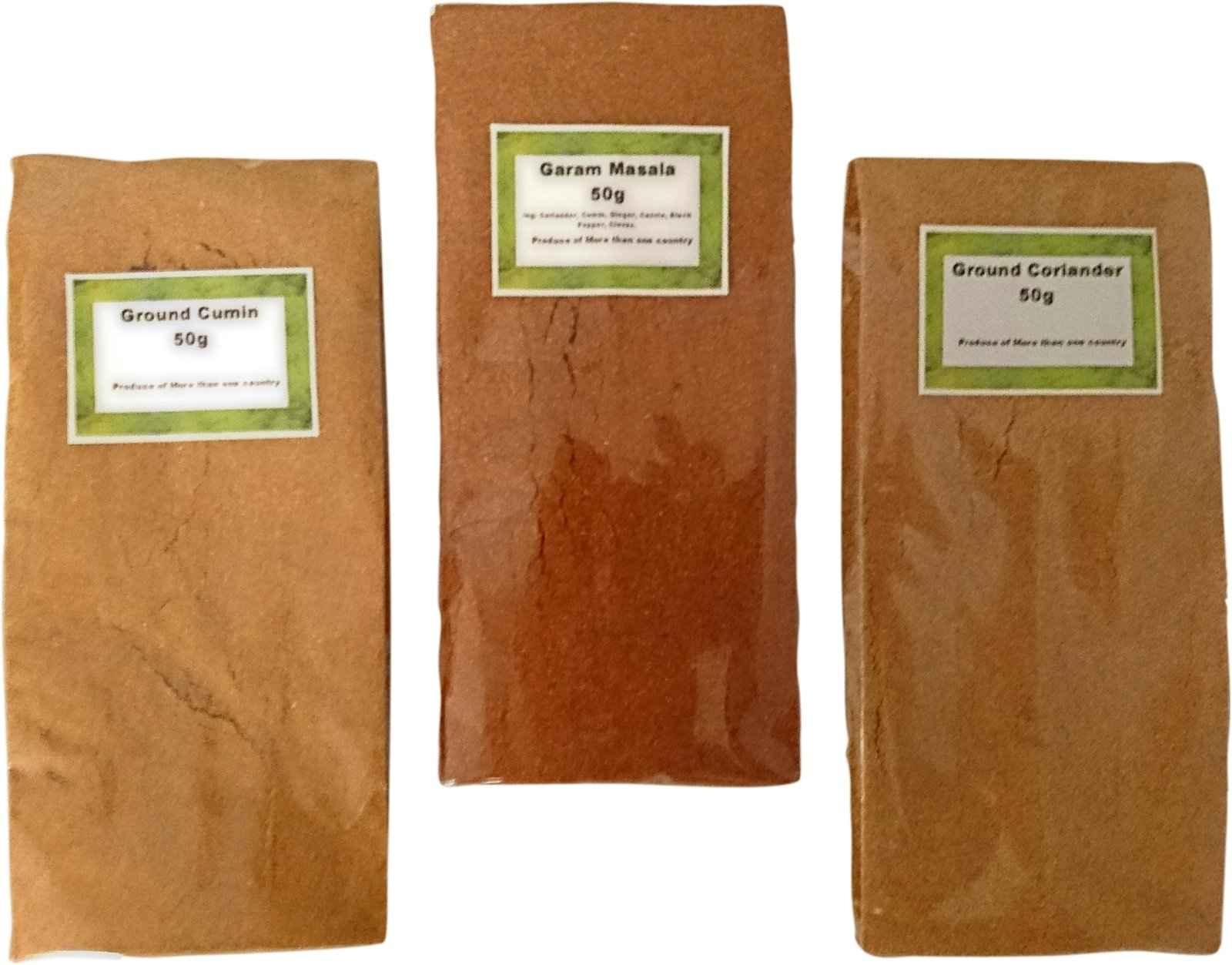 Authentic Indian Spice Gift Set Curry Spice KIT - Makes UP to 24 CURRIES - Quality Spices with Free Post 4