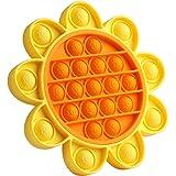 VOFOLEN Pop Push It Bubble Sensoriale Fidget Giocattolo, Push Antistress Arcobaleno Spremere Giocattoli Silenzioso Aula Allen