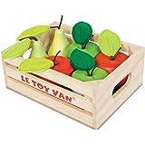 Le Toy Van TV191 äpplen och päronmarknadslåda