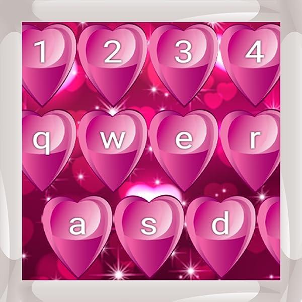 Teclados de Amor Rosa: Amazon.es: Appstore para Android