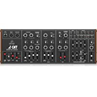 Behringer Cat Legendary Duophonic Analog Synthesizer With Dual Vcos, 4 Mixable Waveforms, External Signal Processor