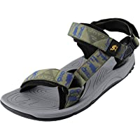 CAMEL CROWN Mens Sandals Open Toe Athletic Sport Walking Sandal for Beach Hiking Outdoor Travel