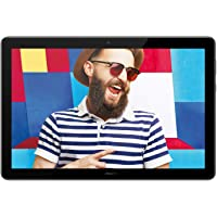 "HUAWEI T5 Mediapad Tablet, Display da 10.1"", 1080p full hd, 64 GB Espandibili, 4 GB RAM, Android 8.0 EMUI 8.0 OS, Wi-Fi, Nero"