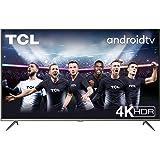TV TCL 43P616 43 pollici, 4K HDR, Ultra HD, Smart TV con sistema Android 9.0, Design senza bordi (Micro dimming PRO, Smart HD