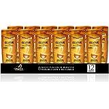 L'Oréal Paris Multi Pack Shampoo Olio Straordinario Nutriente per Capelli Secchi, 300 ml, Confezione da 12