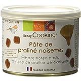 Scrapcooking Pâte de Praliné Noisettes 200 g
