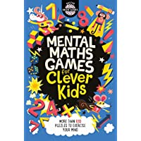 Mental Maths Games for Clever Kids (Buster Brain Games)