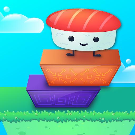 Kawaii Stack Jump - Sammlerstück Mystery Freunde beliebt super einfach Spaß Spiele kostenlos (kein WLAN) 2k18