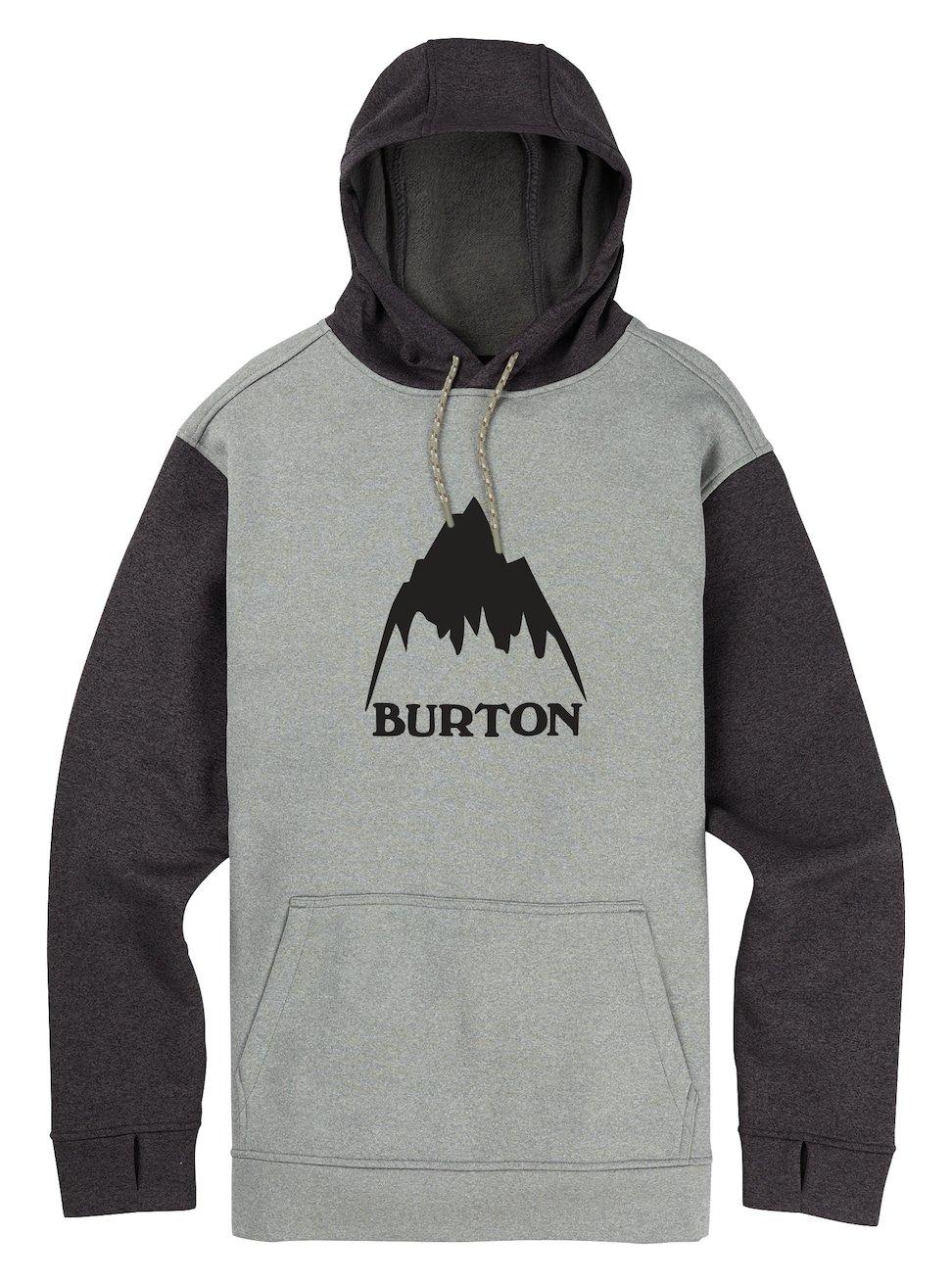 Burton Oak Jersey Sudadera Capucha