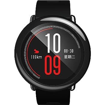 Xiaomi AMAZFIT Pace - Smartwatch Multideporte 1.34 Táctil, Gps y Bluetooth, Versión Internacional, Negro