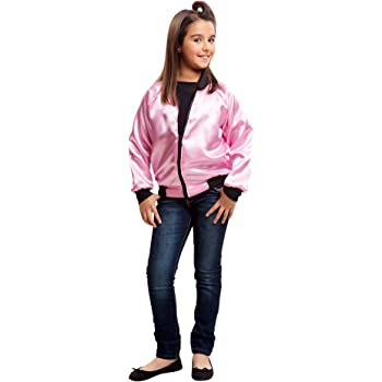 My Other Me – costume Pink Lady per ragazza (Viving Costumes) 5-6 años 30bd750bf9d