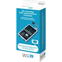 Nintendo Wii U Game Pad High Capacity Battery (Wii U)