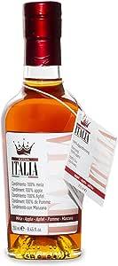 Acetaia Italia - Condimento a base di succo e aceto di mele, 250 ml