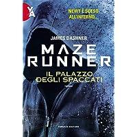 Il palazzo degli spaccati. Maze Runner (Vol. 4)