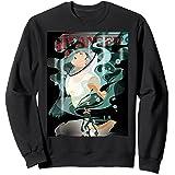Stranger Things Day Eleven Upside Down Mashup Sweatshirt