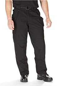 5.11 Tactical GSA Approved Men's Work Pants, 100% Cotton, Teflon Treatment, Cargo Pockets. Style 74252