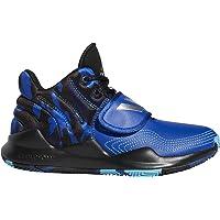 adidas Deep Threat J, Chaussures de Basketball Mixte Enfant