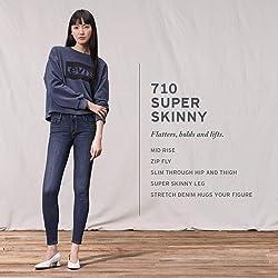Levi s Women s 710 Super Skinny Jeans