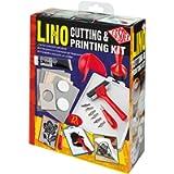 Essdee Lino Cutting & Printing Kit (23 Pieces)