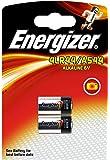 Energizer Spezialbatterie A544 (4LR44 Alkali Mangan 6,0 Volt 2er-Packung)