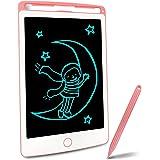 Richgv Tavoletta Grafica LCD Scrittura Digitale, Elettronico 8.5 Pollici Portatile Ewriter Cancellabile Disegno Pad Writing T