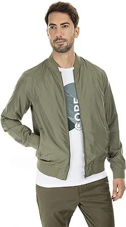 Jack & Jones Men's Jorvegas Bomber Transitional Jacket