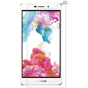 Coolpad Mega 2.5D Tempered Glass from Mercator