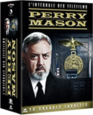 Coffret intégrale perry mason : les téléfilms, 26 grandes enquêtes