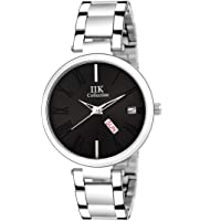 IIK COLLECTION Analogue Women's Watch (Silver Dial)