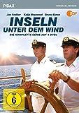 Inseln unter dem Wind / Die komplette Urlaubsserie mit Starbesetzung (Pidax Serien-Klassiker) [4 DVDs]