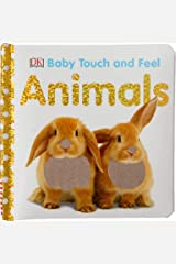 Baby Touch and Feel Animals Board book