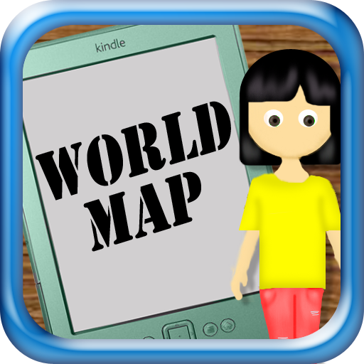 Kindle World Map - High Access-tools
