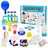 Science Kits for Kids Scientist Lab Experiment Chemistry Kit Toys for Kids Over 32 Science Lab Experiments
