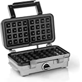 Cuisinart Waffle Maker  |  Non-Stick Removable Plates  |  Stainless Steel  |  WAF1U