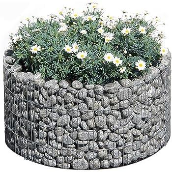 Hochbeet Basic Rund O 81 67 Cm H40 Cm 95573 Amazon De Garten