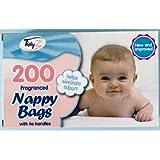 Nappy Bins & Refills