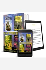 Siam Storm Series: Timeless Four-Book Comedy Thrillers Kindle Edition