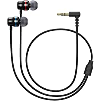 KIWI design Oculus Quest 2 Casque Écouteurs Stéréo Casque sur Mesure pour Oculus Quest 2 VR Headset VR Accessoires,Noir