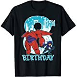 Disney Big Hero 6 Baymax And Hiro 8th Birthday T-Shirt