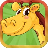 Wild Animals Puzzles - Preschool and Kindergarten Learning Games for Kids and Toddlers