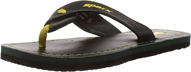 Sparx Men's Rubber Hawaii House Slippers