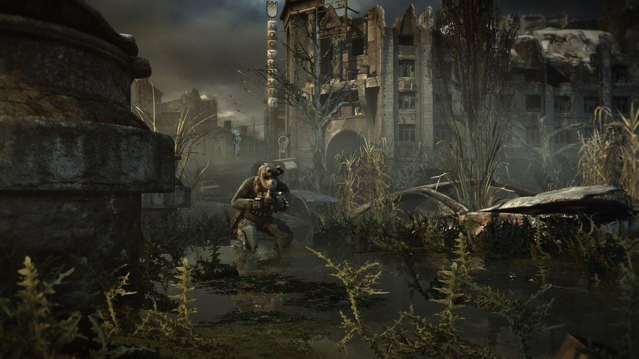Metro Last Light PS3 Amazoncouk PC Video Games