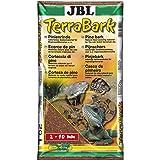 JBL TerraBark 71024 marksubstrat för skog och regnskogsterrarier tallbark, 2 – 10 mm, 20 l