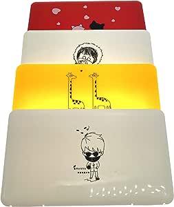 iEay 4 Pièces Boîtes de Rangement pour Masques, Boîtes de Rangement pour Masques, Face Masks Storage Boxes