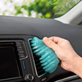 CarEmpire Cleaning Gel for Car Air Vent Interior Detail Removal Detailing(160 GMS Container & Multi Color)