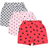 fasla Girl's Regular Shorts