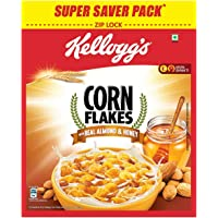 Kellogg's  Corn Flakes Real Almond and Honey, 1 kg