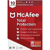 McAfee Total protection 10 dispositivos