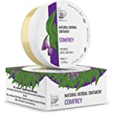 Naturlig Comfrey Salve 40 ml, Kallpressad Oljeextrakt, 100% rent Naturligt Koncentrat - Handgjord i EU