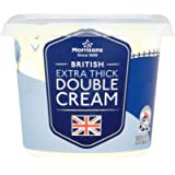 Morrisons Extra Thick Double Cream, 300ml